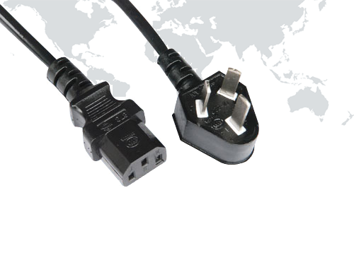 China CCC Power Cords C03A end C13
