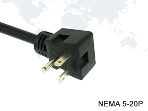 UL cUL Power Cords NEMA 5-20P