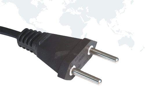 Swiss Power Cord SEV Approval SEV01