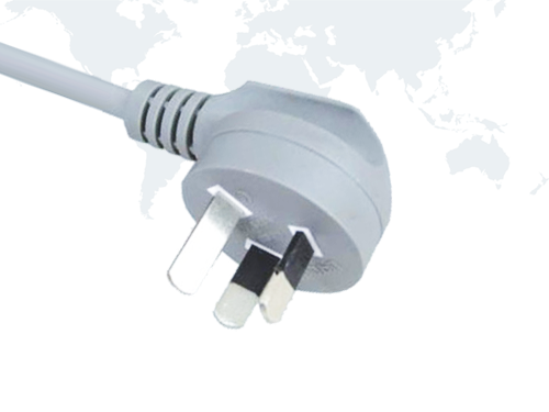 Australia standards SAA approval power cord AU03A